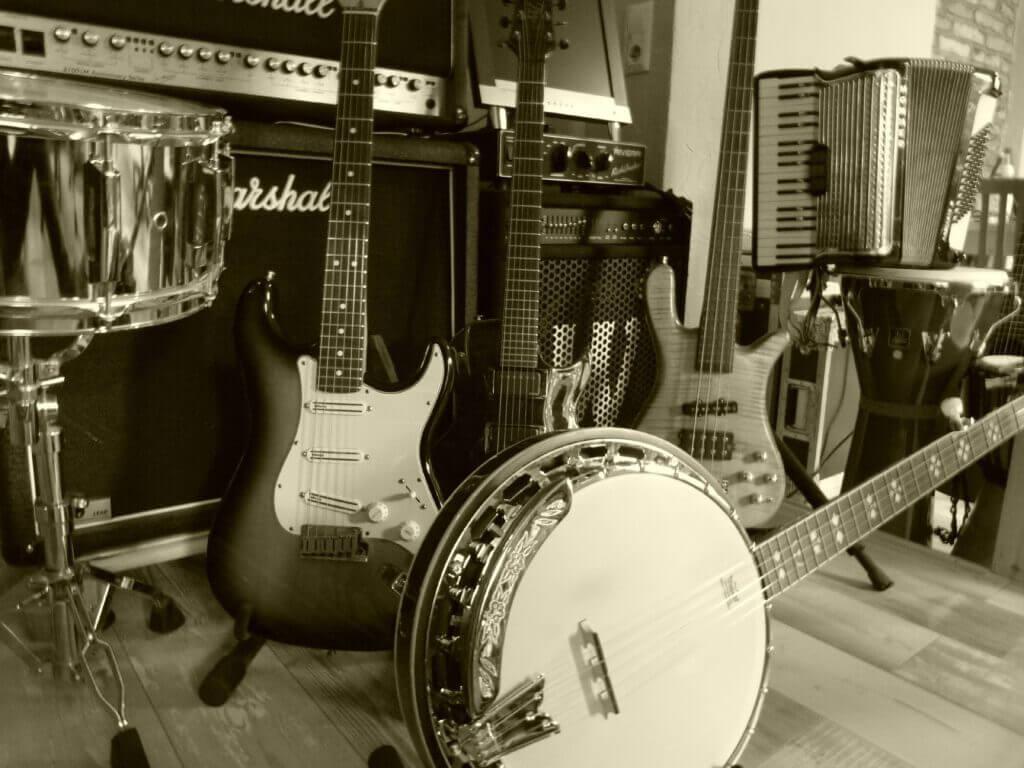 Banjo Unterricht Musikschule Aalen Unterkochen