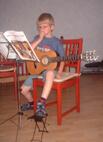 Musikinstrument im Unterricht