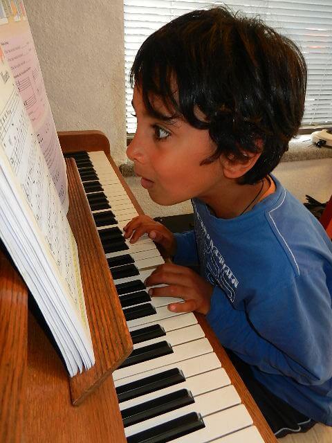 Klavier lernen Musikschule Aalen Unterkochen